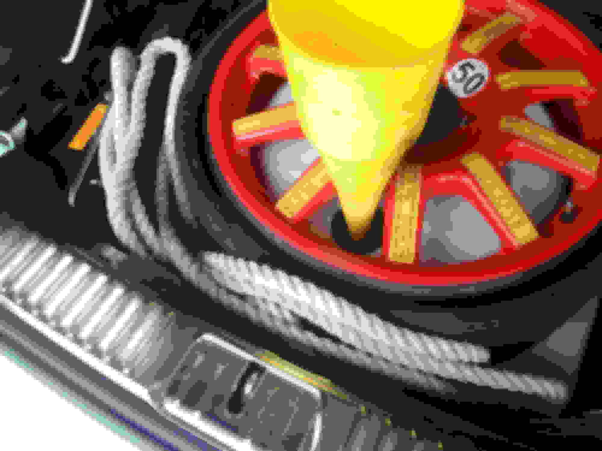 958 Cayenne DIY: Filling diesel exhaust fluid (DEF) tank