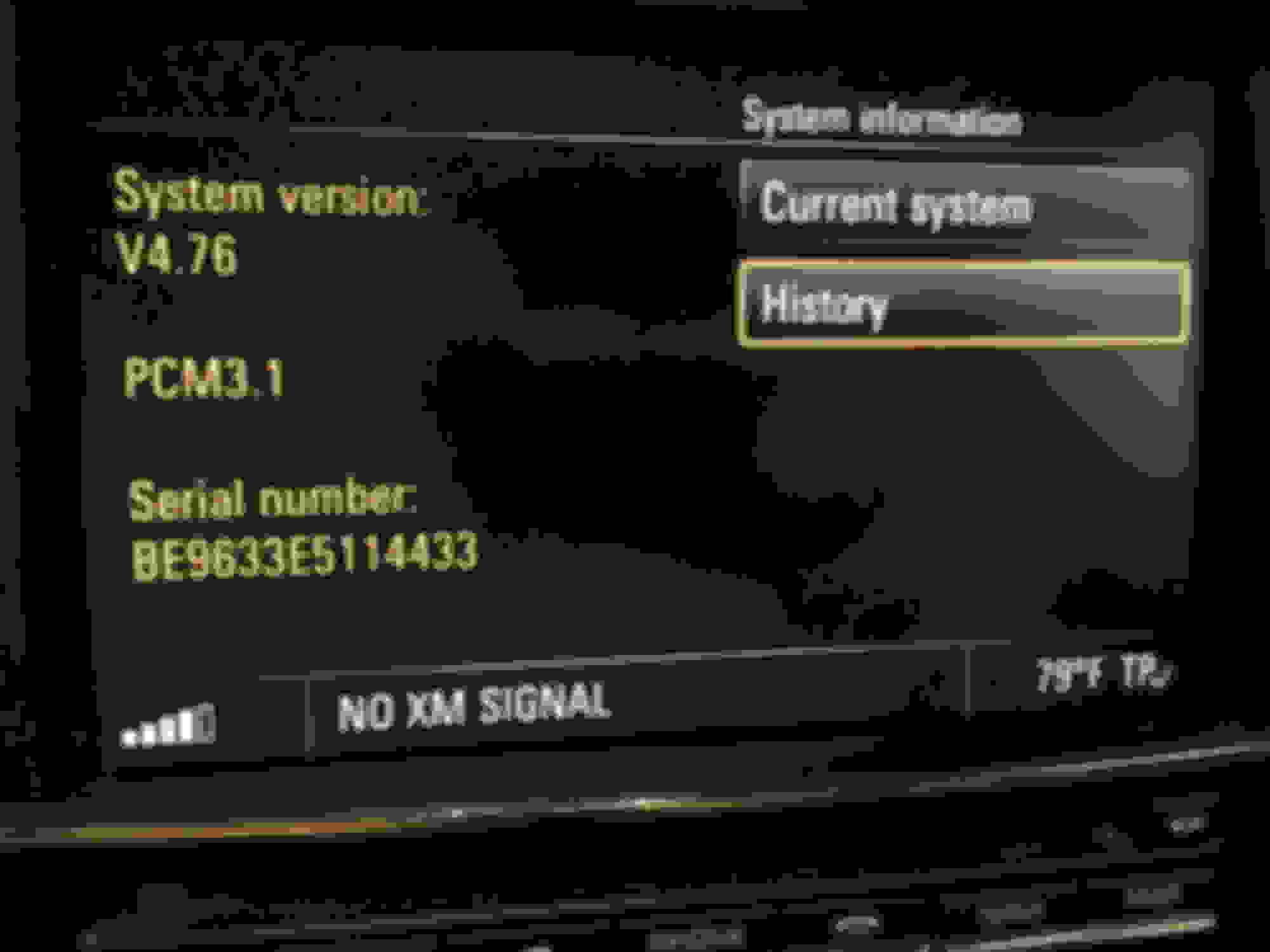 PCM Software Version Update - Page 6 - Rennlist - Porsche