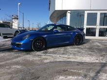 991 GTS