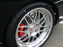 These wheels are for sale if you are interested