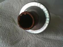 sai check rusted