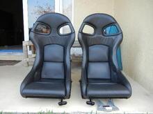 996 GT3 Seats