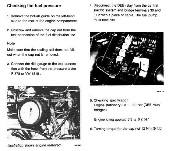 1991 964 C2 Fuel Pressure Regulator Replacement - Page 3 - Rennlist