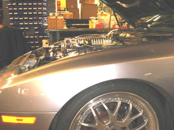 944 V8 representing at open road race in 2012 Mr-michael-b-albums-clutch-picture14125-944ls1blowerinstalled-003