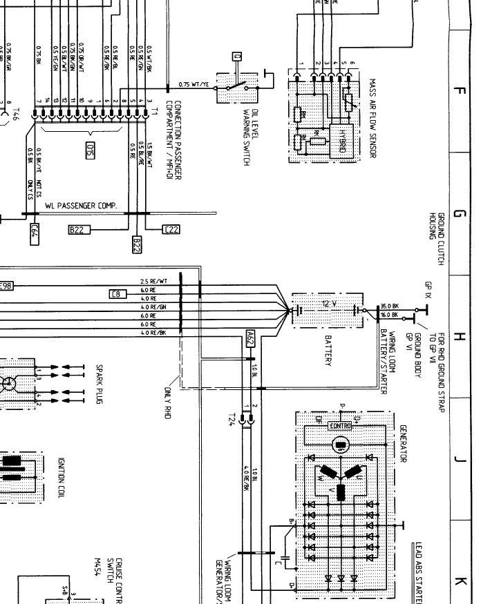 Need Cruise Control Wiring Diagram - Rennlist