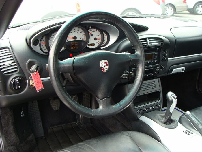 Porsche 996 interior upgrades rennlist porsche for Interieur 996