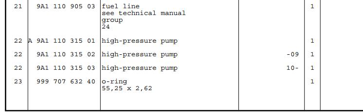 Where is the 997 2 High Pressure Fuel Pump? - Rennlist