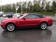 My Mustang Convertible