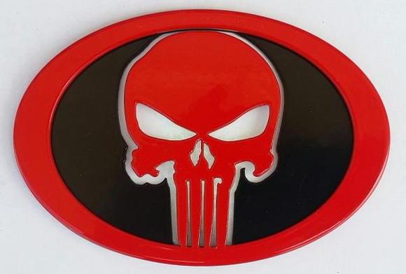 Punisher Grille Emblem (No Backlighting)