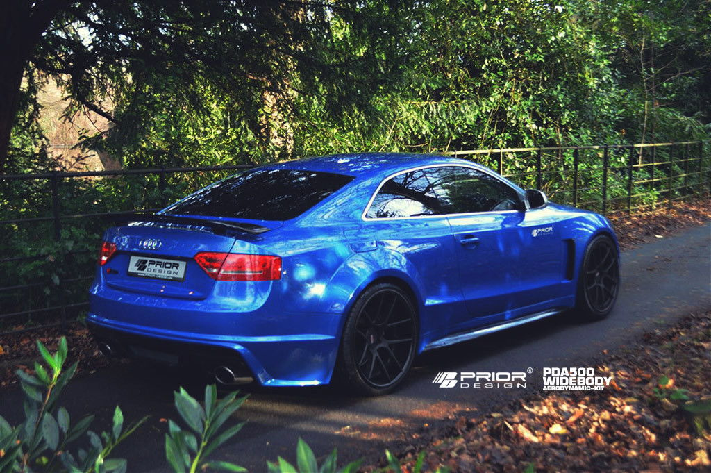 Prior Design Audi A5 S5 Rs5 Wide Body Kit 6speedonline