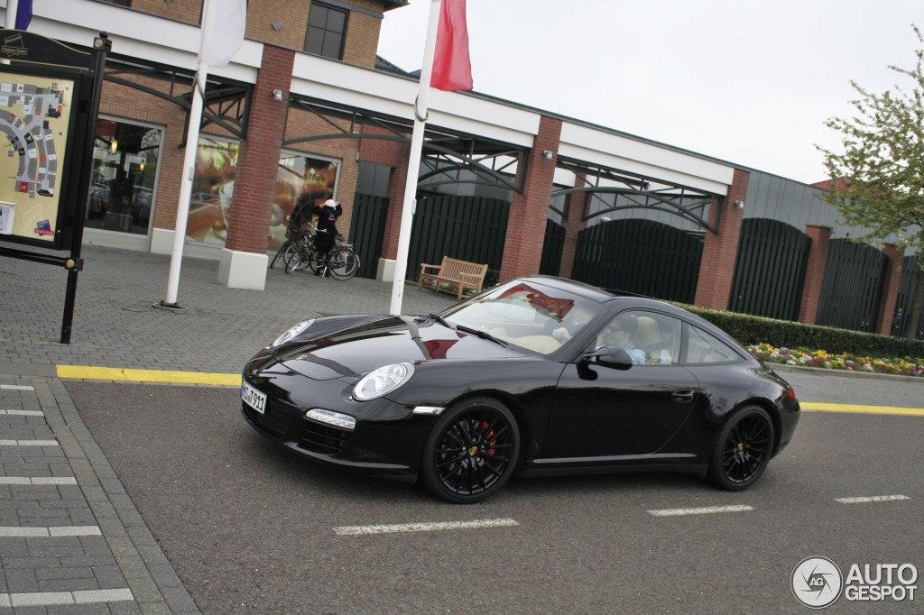 Chrome Blackout on Targa - 6SpeedOnline - Porsche Forum and