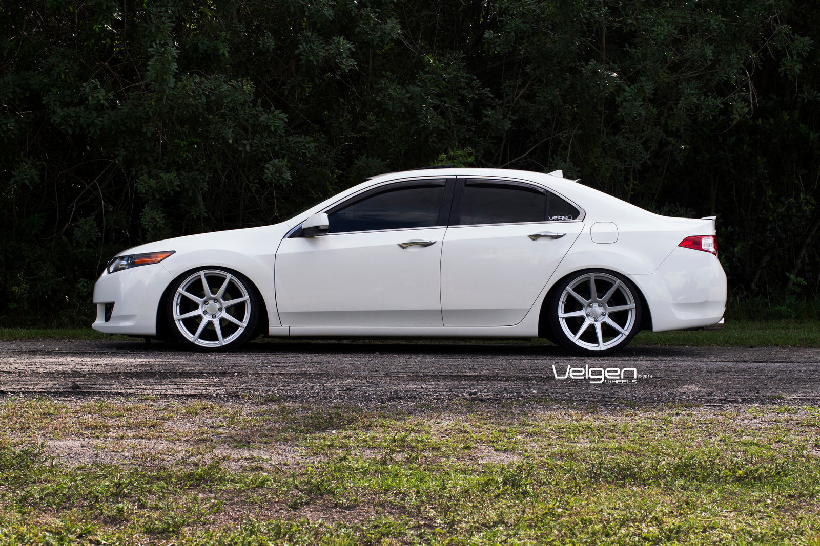Acura TSX on Velgen Wheels - 6SpeedOnline - Porsche Forum ...