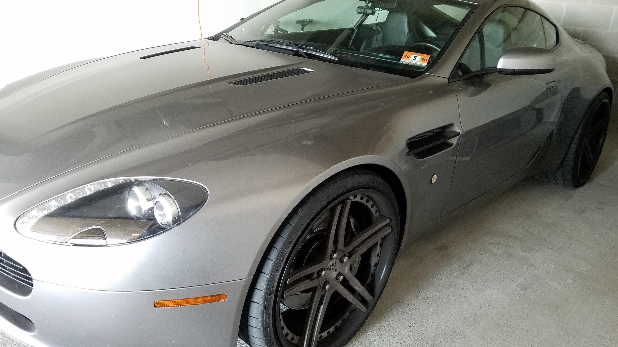 2006 Aston Martin V8 Vantage Manual 6speedonline Porsche Forum And Luxury Car Resource