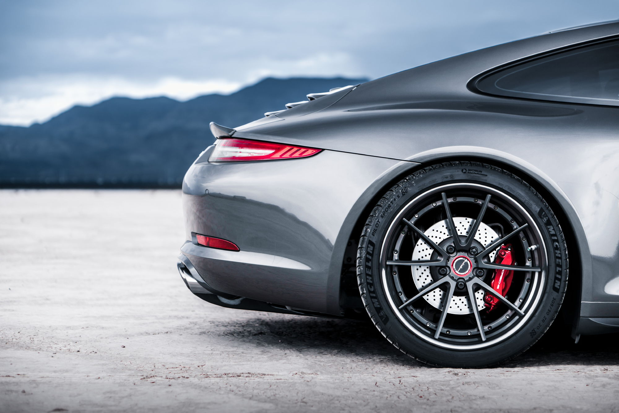 Now Taking Pre Orders For Brixton Forged Radial Forged Cm10 In 991 Fitment 6speedonline