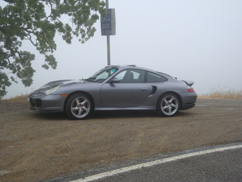 996TT up in the Mtns