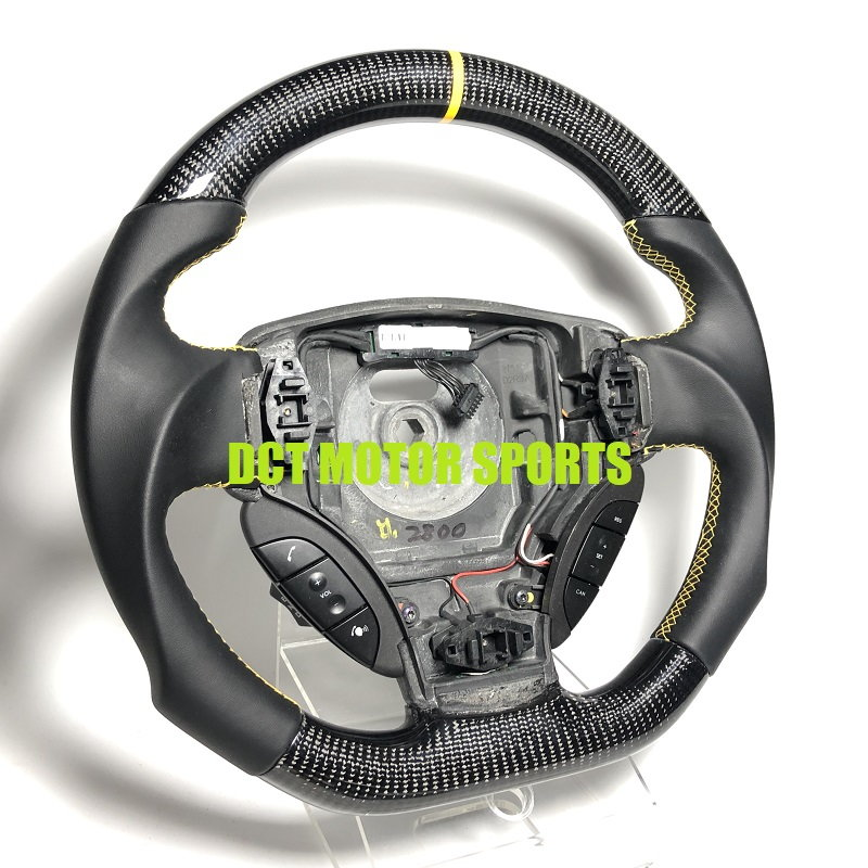 DCTMS Extra Thick Sportive Steering Wheel For Aston Martin