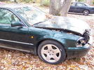 1999 Audi A8 Dark Green