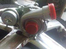 New K04-15 Hybrid turbo (ebay turbo)