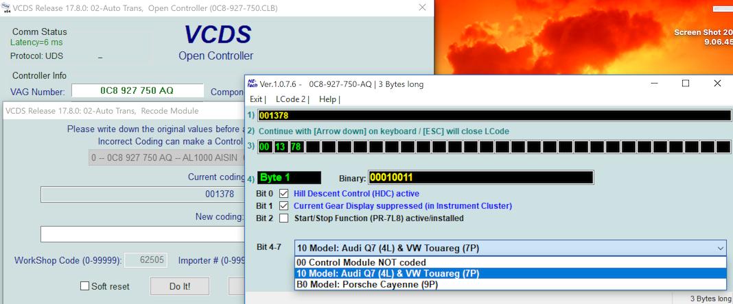 Audi Q7 4L Coding - AudiWorld Forums