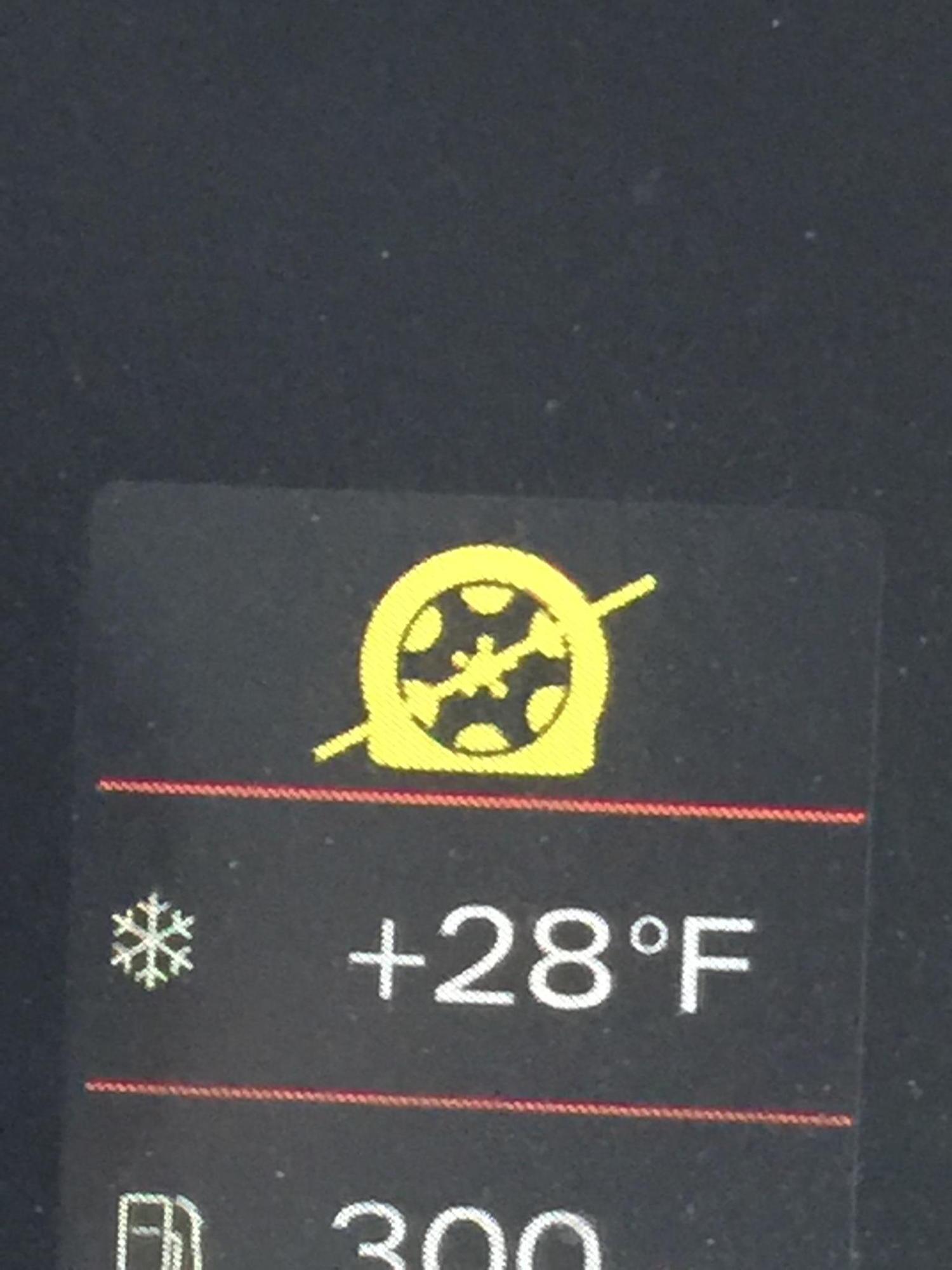 Audi Warning Lights Symbols