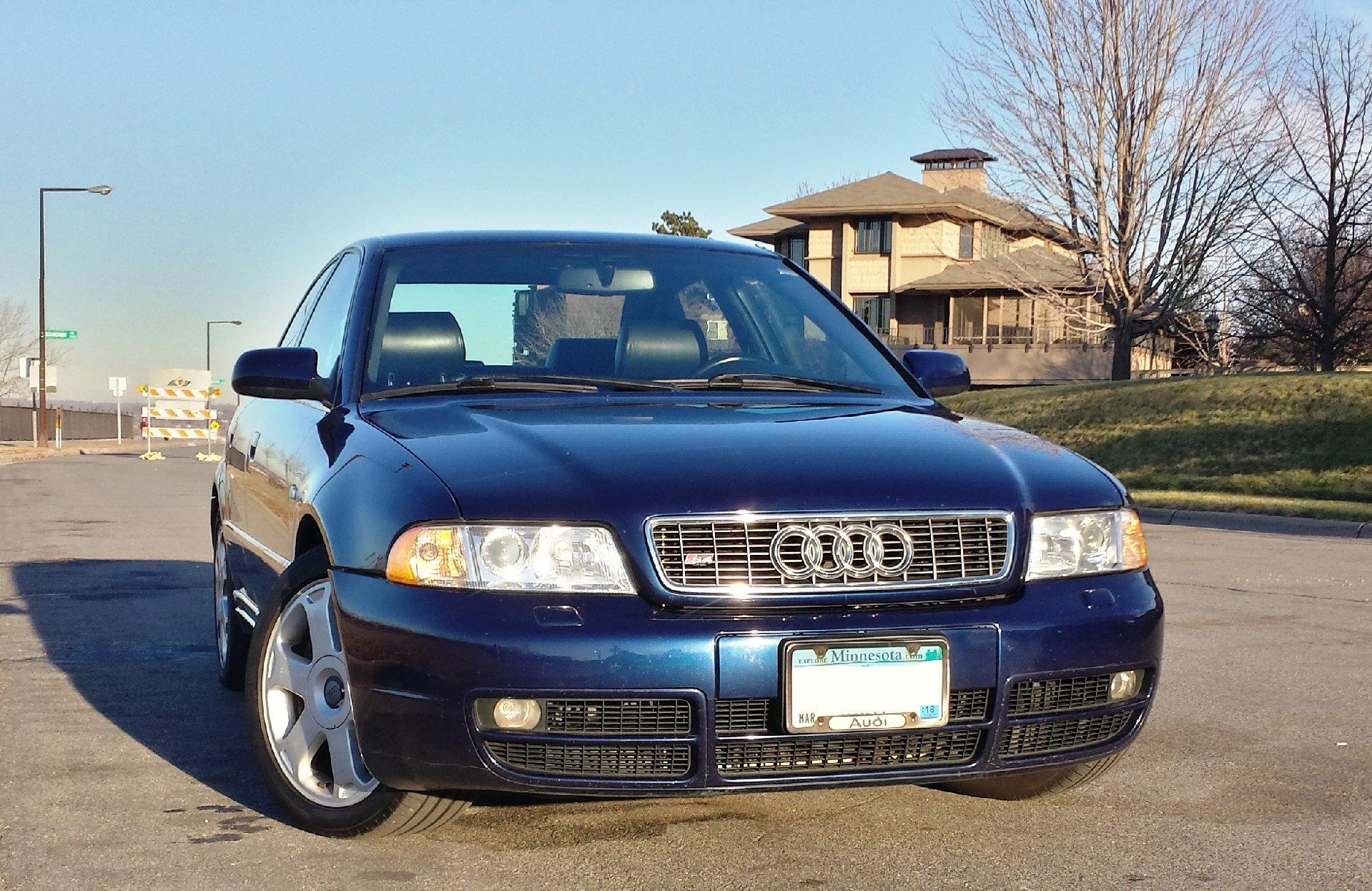 Audi Other 01 S4 - Santorin Blue - 6-Speed MT - St. Paul ...