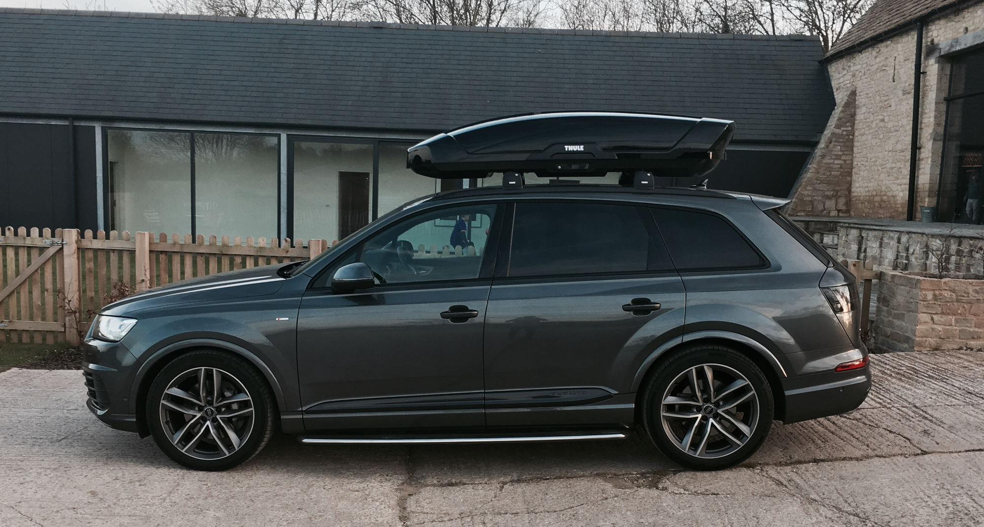 Looking For Advice On Roof Racks And Cargo Boxes Page 3