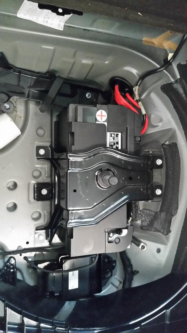 2013 A7 replacing brakes - AudiWorld Forums