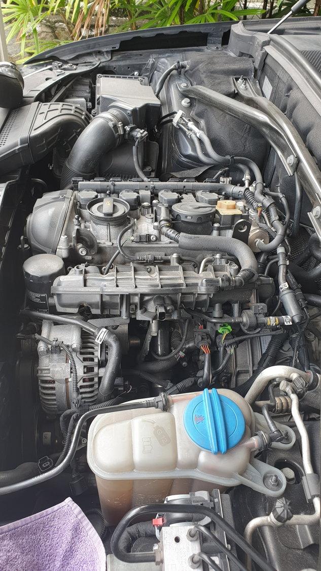 2011 q5 2.0T engine coolant sensor location - AudiWorld Forums | Audi Engine Coolant |  | AudiWorld
