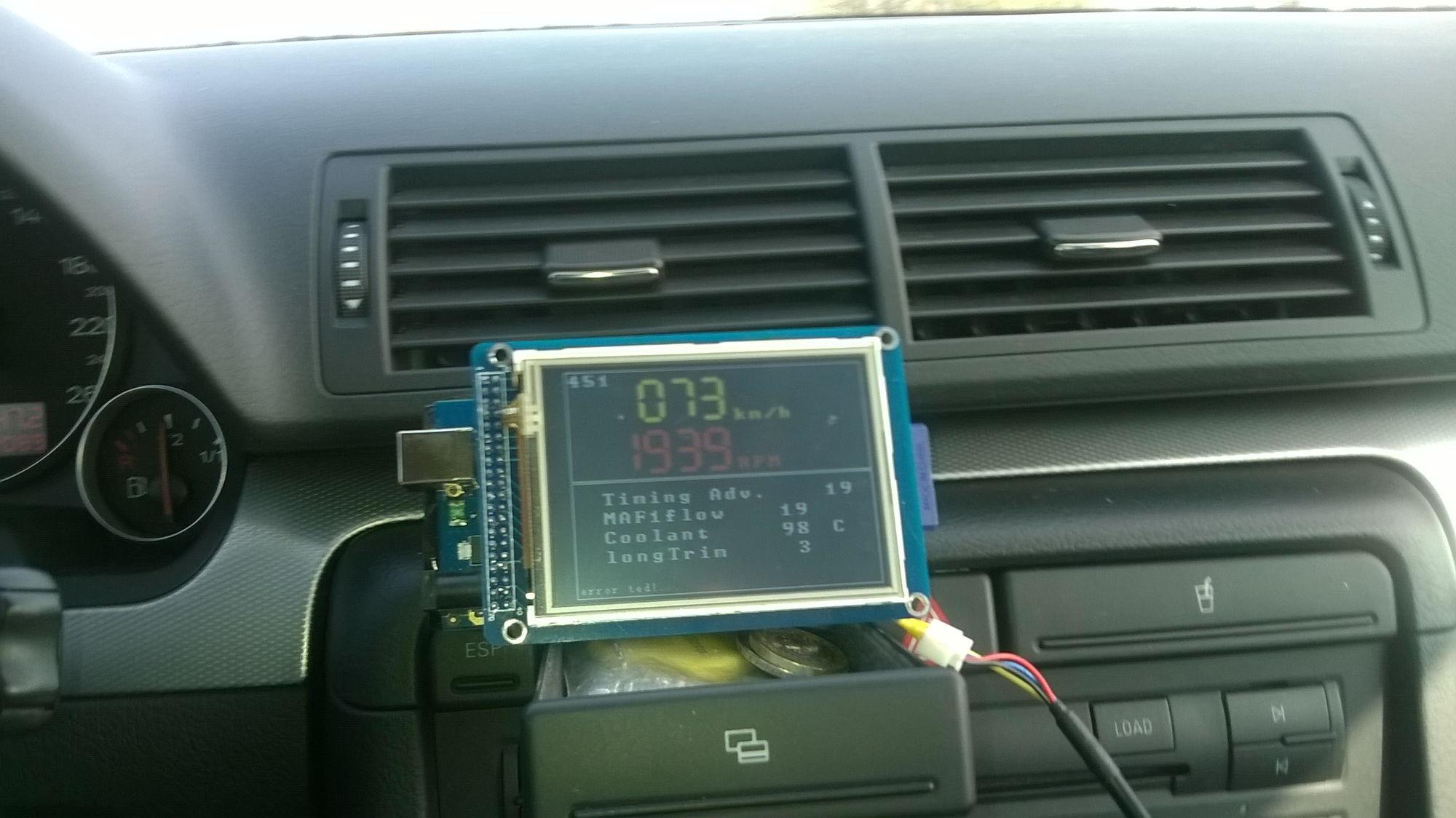 Vag Com Raspberrypi Arduino Sensors Audiworld