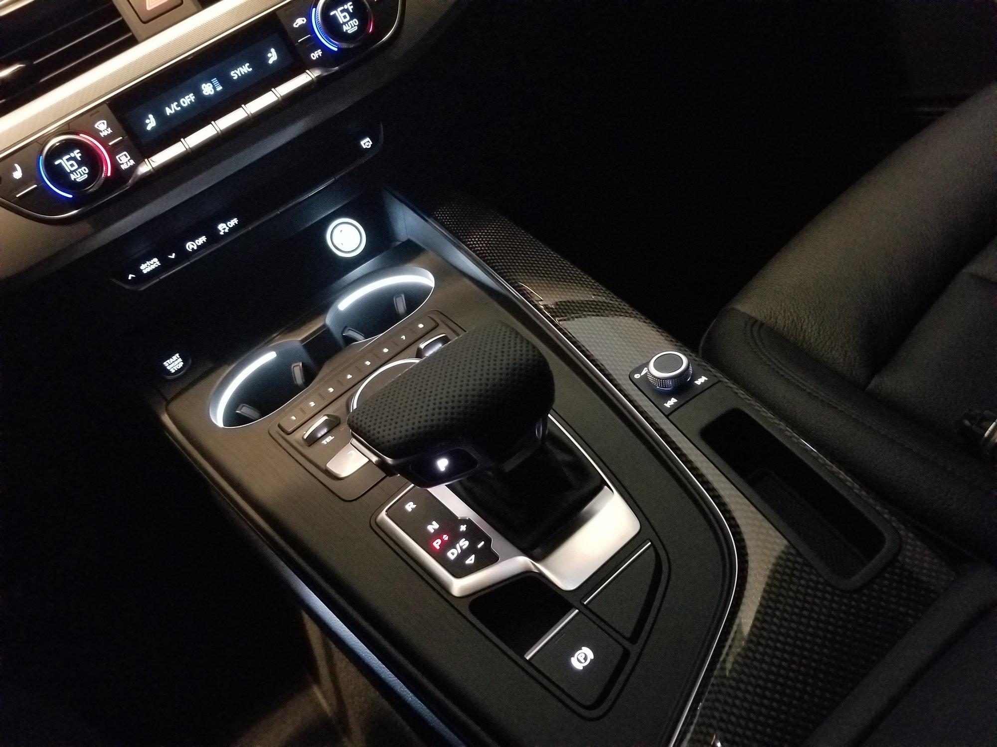 Rs3 Carbon Interior Trim Audiworld Forums