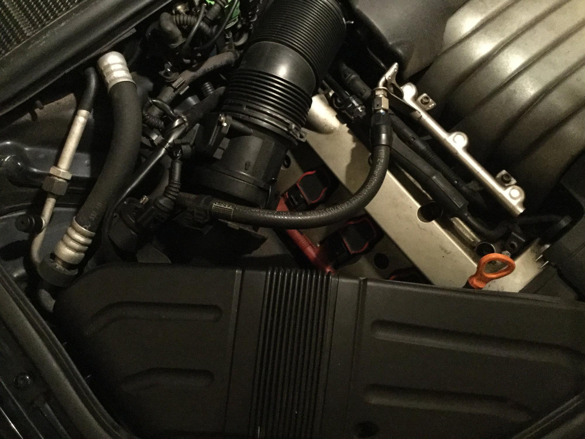 Replacing Upstream Oxygen (O2) Sensor on 3 0L A4 - AudiWorld