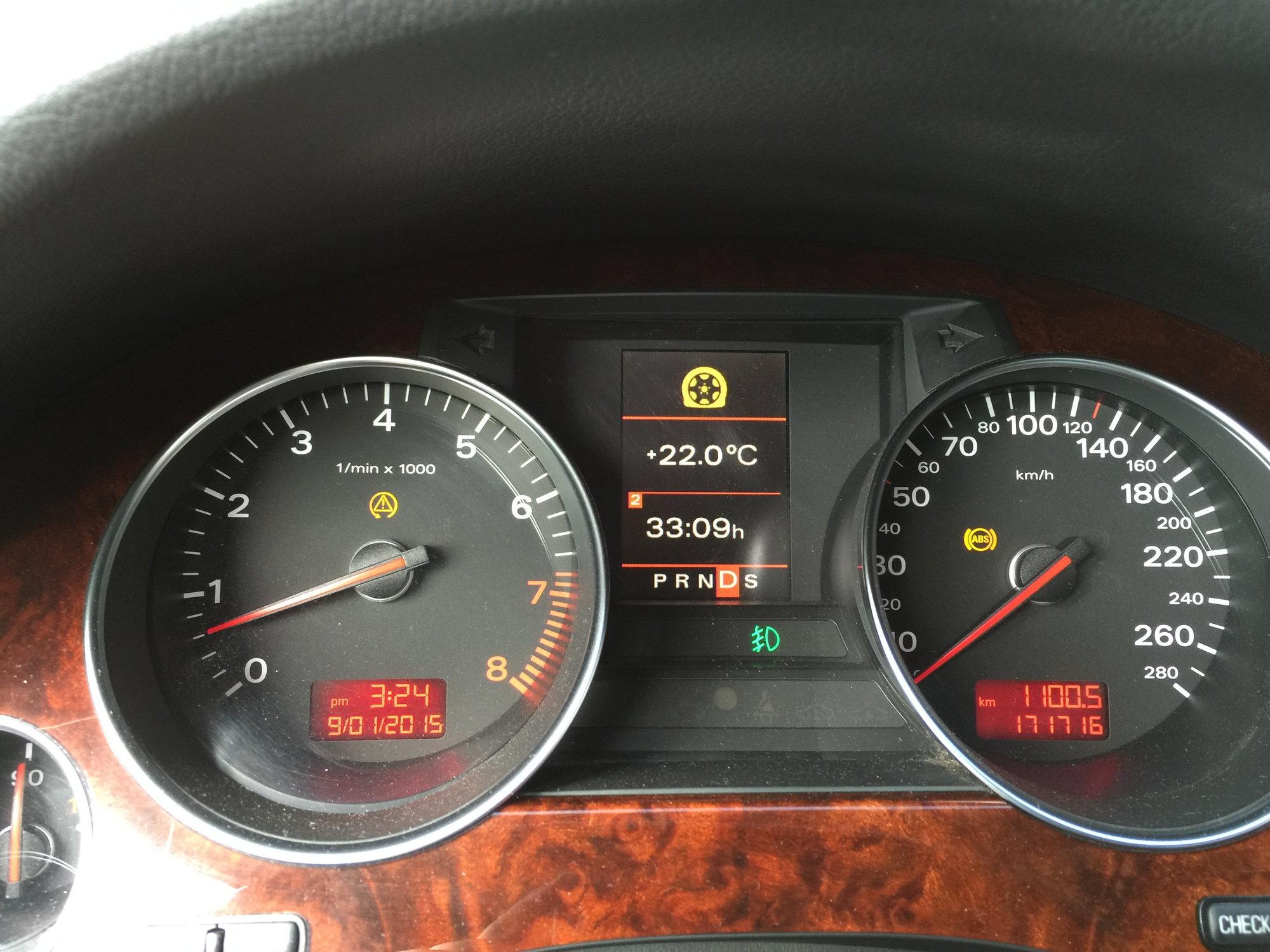 Kekurangan Esp Audi Review