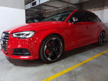 My Tango Red S3