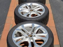 S4 Wheels will fit Audi B8 series plus many 3's 4's and 5's