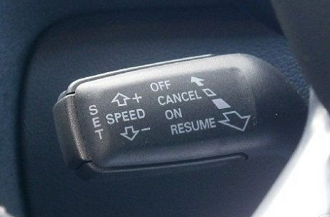 """Normal"" cruise control."