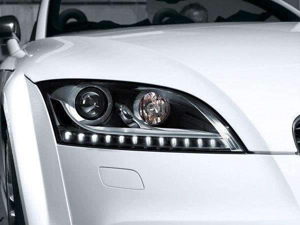 custom headlights - AudiWorld Forums