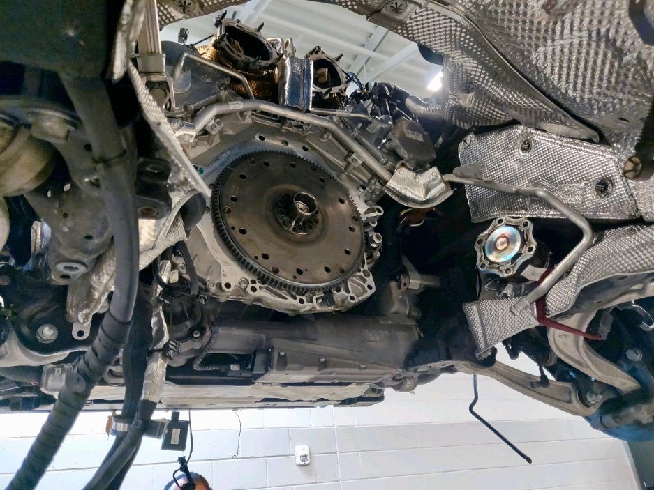 Transmission malfunction - AudiWorld Forums