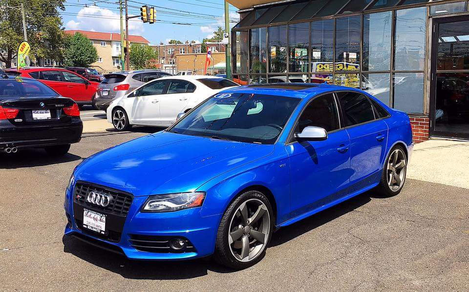 Just Purchased Sprint Blue 2011 S4 - AudiWorld Forums