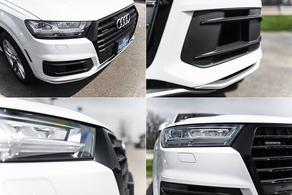 2017 Q7 Black Optic Package Page 3 Audiworld Forums
