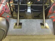 Roll Bar install
