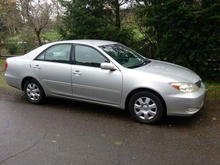 2002 Camry LE