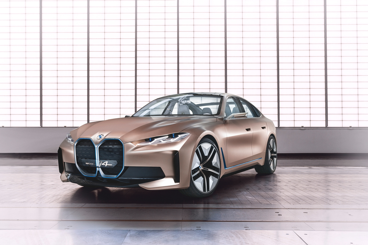 2021 bmw i4 preview pricing release date