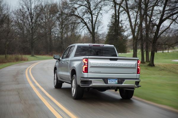 2019 Chevrolet Silverado 1500 Deals, Prices, Incentives