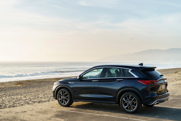 2020 INFINITI QX50: Preview, Pricing, Release Date