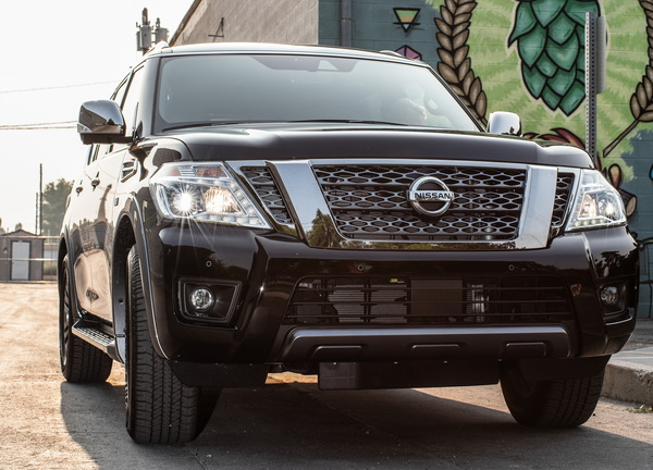 2020 Nissan Armada Deals Prices Incentives Leases