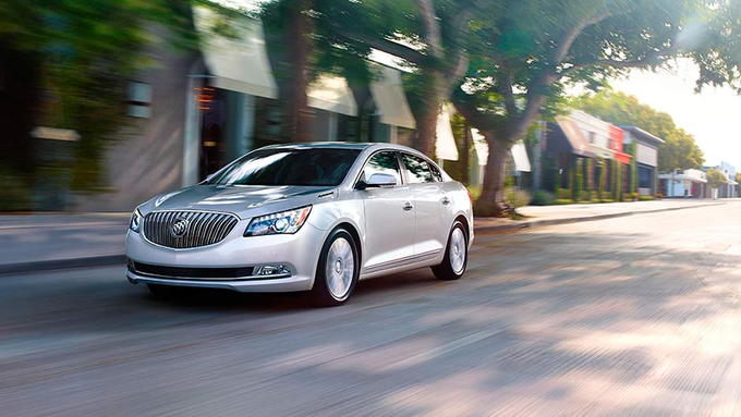 2016 buick lacrosse review carsdirect. Black Bedroom Furniture Sets. Home Design Ideas