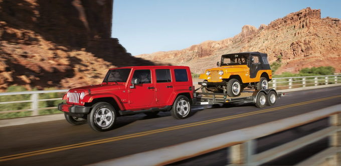 jeep wrangler towing package differences autos post. Black Bedroom Furniture Sets. Home Design Ideas