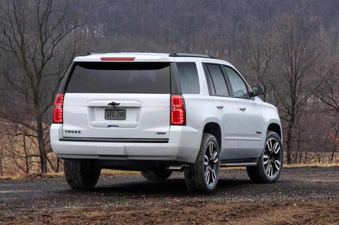 2019 Chevrolet Tahoe Deals Prices Incentives Leases Overview