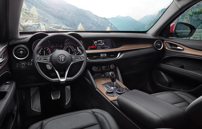 Alfa Romeo Stelvio Deals Prices Incentives Leases Overview - Lease alfa romeo