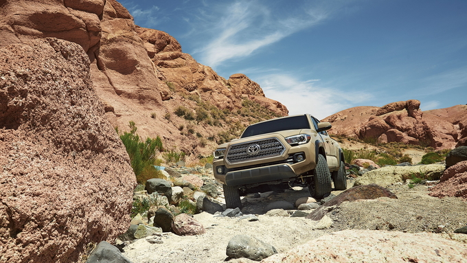 What Does Trd Stand For >> 2017 Toyota Tacoma Deals, Prices, Incentives & Leases, Overview - CarsDirect